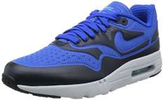 Nike Air Max 1 Ultra Essential in blau Gr. 38,5 - 41 für 60€ inkl. Versand bei Amazon