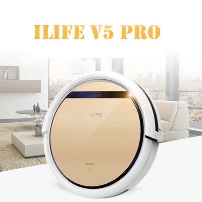 ILIFE V5 Pro Intelligent Robotic Vacuum Cleaner