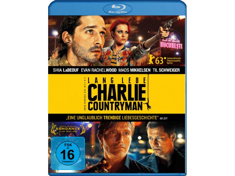 Lang lebe Charlie Countryman (Blu-ray) für 2,99€ (MediaMarkt + Saturn + Amazon)