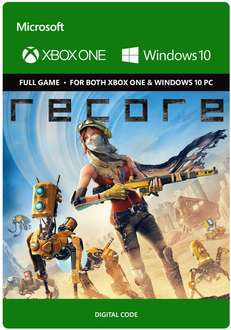 Recore [Xbox One/Win 10 PC - Download] für 18,92€ (microsoftstore.com)