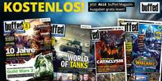 Buffed Magazin kostenlos über MMORE App (Android + iOS)
