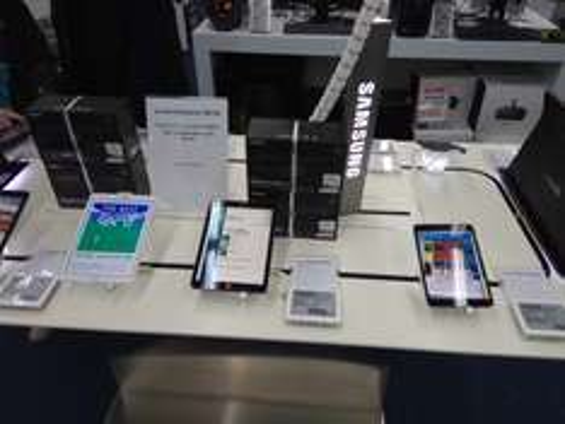 [Lokal Saturn Wuppertal] Samsung Tab S2 + Razer Leviathan MINI ab 399€