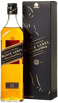 Johnnie Walker Black Label 12 Jahre Blended Scotch Whisky