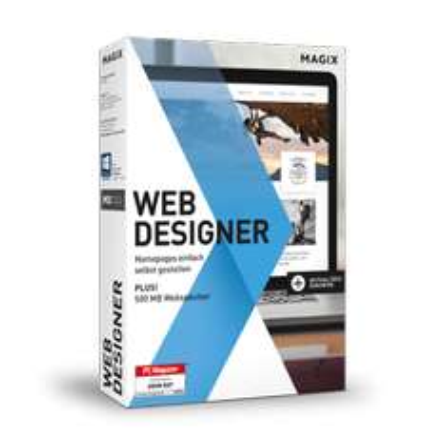 MAGIX Xara Web Designer 12 für €1,99 statt €38,79 (-95% gespart)