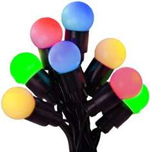 Amazon WHD - LED-Partylichterkette, 40 Teilig