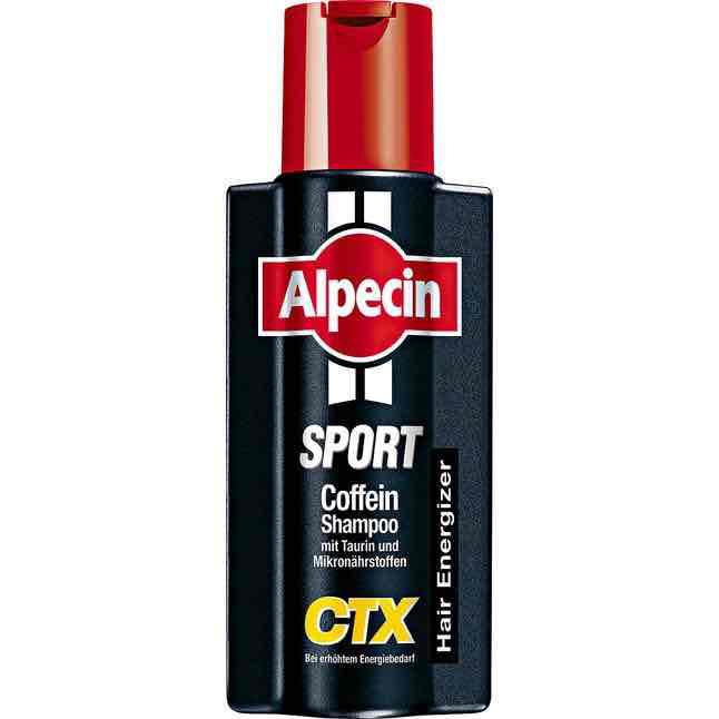 Alpecin Sport Coffein Shampoo CTX (Bestpreis) [Rossmann]