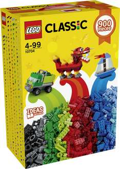 [Real] Lego Kreativ Steinebox 10704