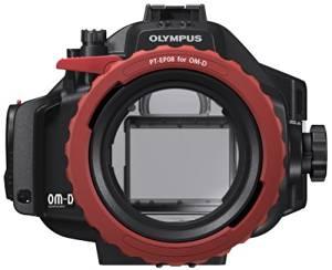 Amazon WHD - Olympus E-M5 Unterwassergehäuse bis 45m Wasserdicht für 470€ statt 988€