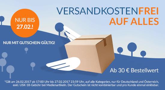 Versandkostenfrei ab 30,00 EUR bestellen bei reBuy