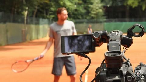 Kostenloser Tennis Kurs über Udemy