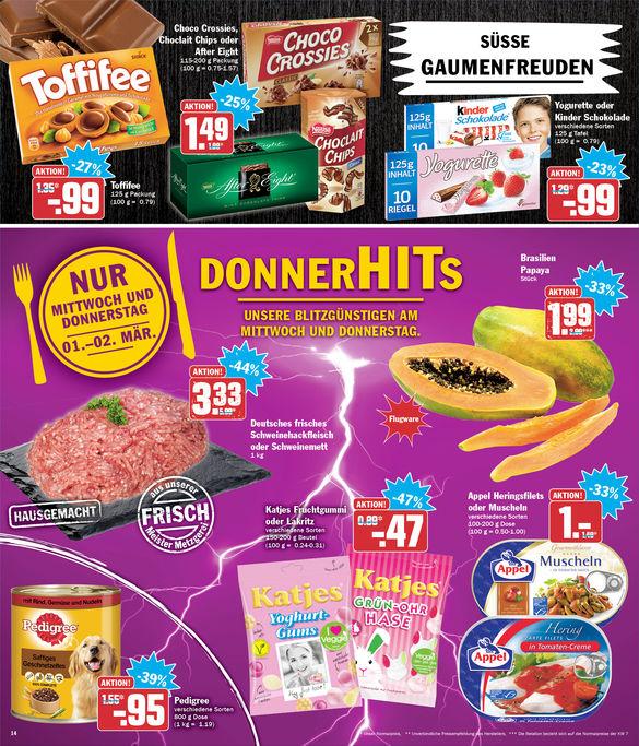 HIT  Katjes Fruchtgummi oder Lakritz am 1. und 2. März für 0,47€ pro Packung