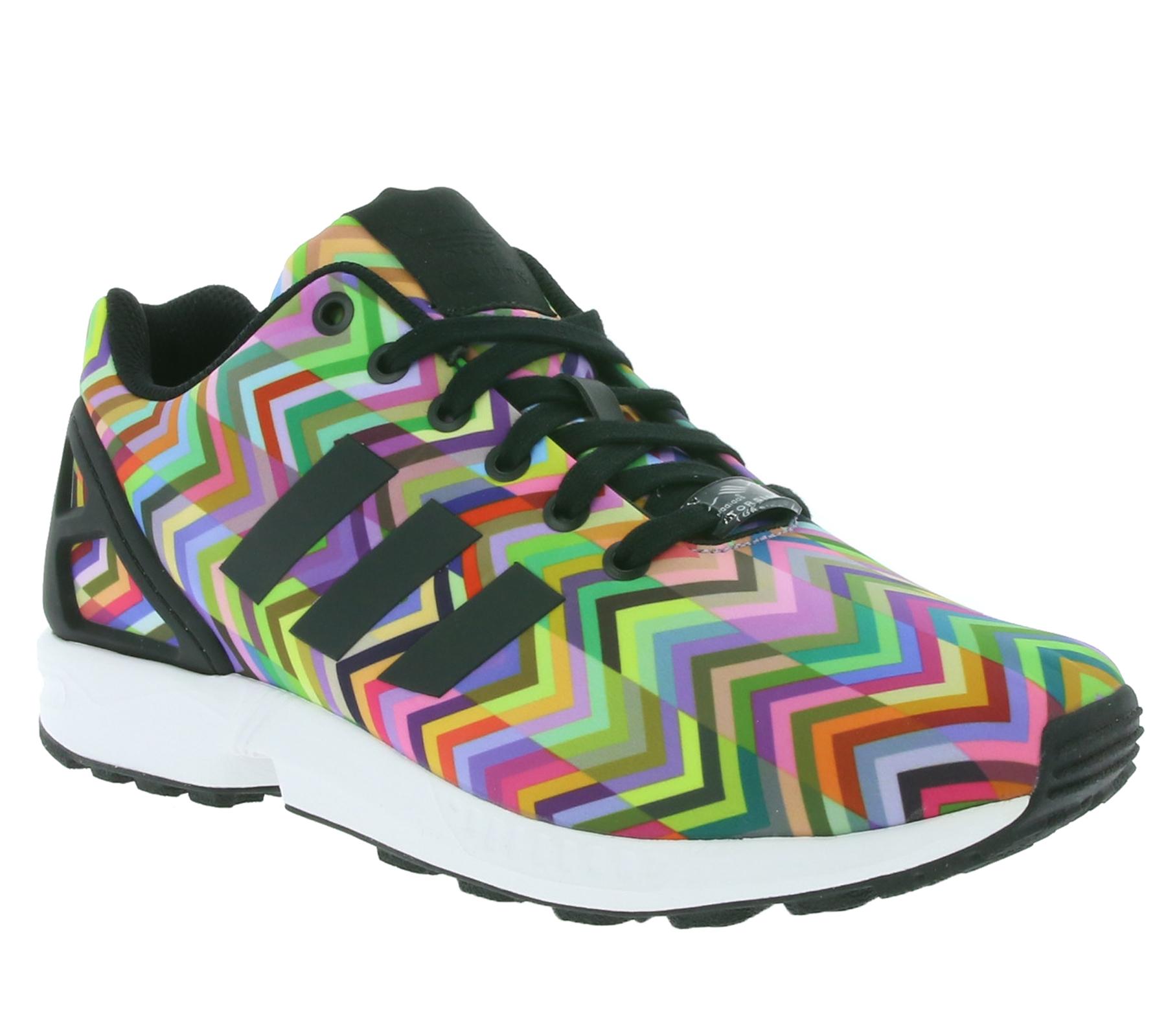 Adidas Originals ZX Flux Herren Sneaker Mehrfarbig