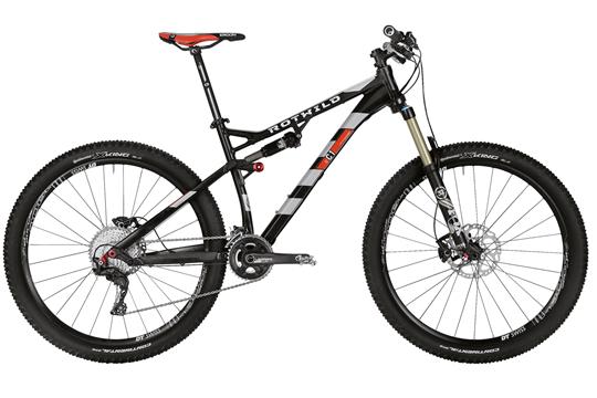 Rotwild Mountainbike mit Shimano Schaltung und Continental Bereifung nur 1.999€ statt 3.299€