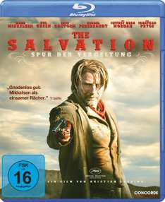 The Salvation - Spur der Vergeltung [Blu-ray] für 4,99€ (Amazon Prime)