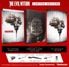 The Evil Within Limited Edition (Xbox One) für 12,85€ (Game UK)