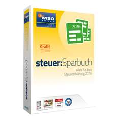 WISO Steuer-Sparbuch 2017 [Software-Download]