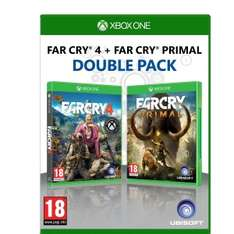 Far Cry 4 & Far Cry Primal Double Pack (Xbox One & PS4) XBox One für 24,93€ inkl. VSK & PS4 für 23,74€ inkl. VSK (MyMemory)
