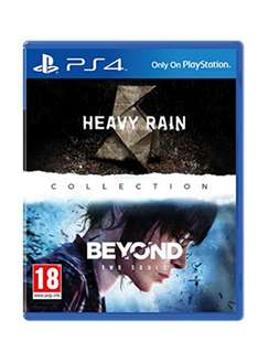 Heavy Rain & Beyond: Two Souls Collection (PS4) für 22,61€ inkl. VSK (Base.com)