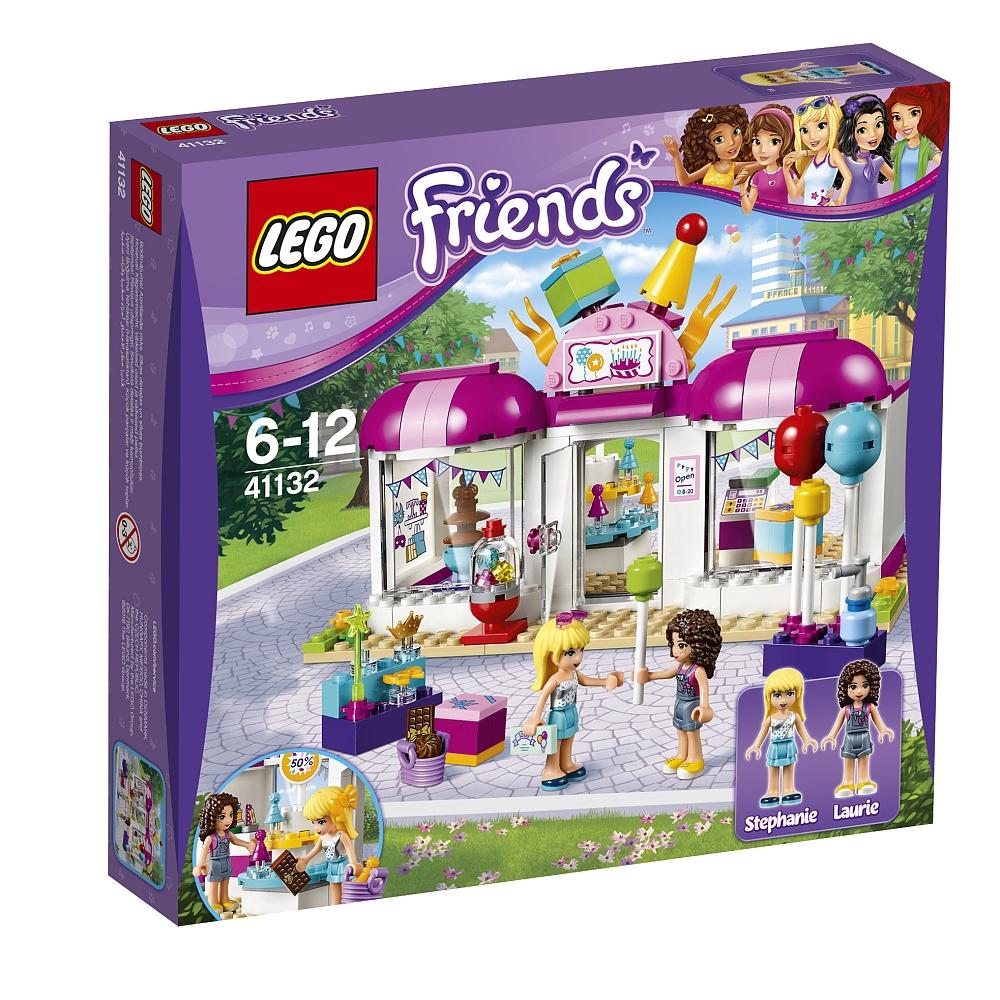Lego Friends 41132 Heartlake Partyladen für 19,98€ bei Abholung @[ToysRUs]