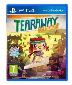 Tearaway Unfolded (PS4) für 9,50€ inkl. VSK (Coolshop)