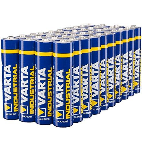 Varta Batterien Micro AAA LR03 Vorratspack 40 Stück