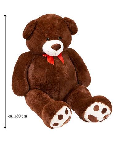 XXXL Teddybär 180cm für 54,94€ statt 79,99€ (@kik.de)