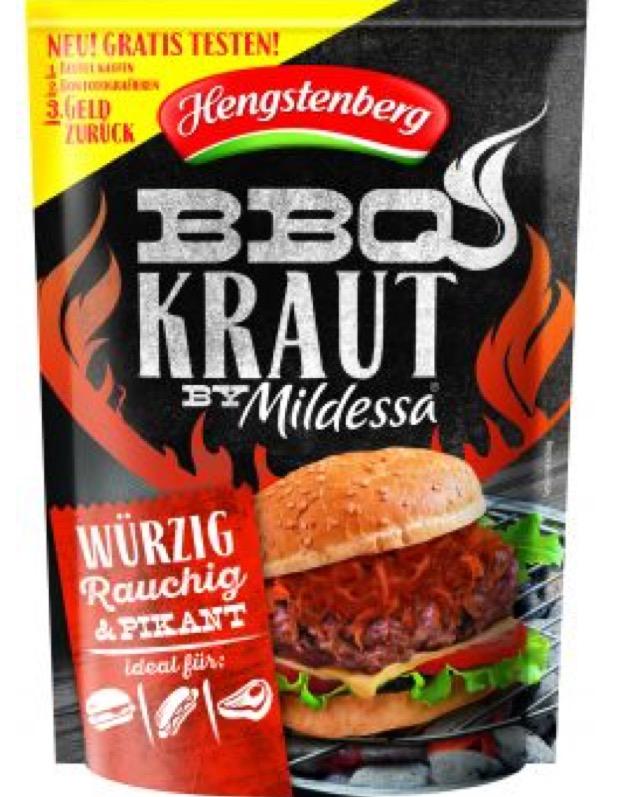 Vorankündigung Gratis testen: BBQ Kraut by Mildessa Aktionszeitraum: 01.04.2017 - 31.8.2017