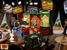 [GOG] Sam & Max Hit the Road (PC+Mac+Linux)