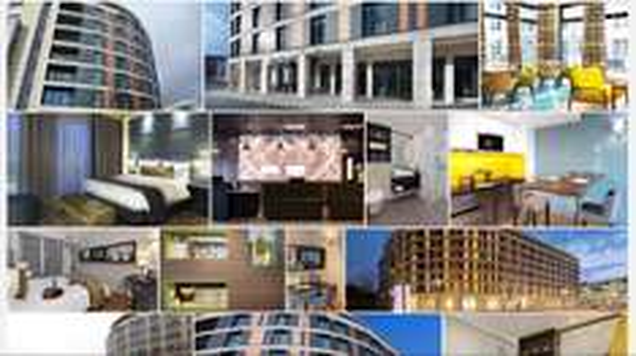 Design Studio Hotel Citadines Frankfurt Zentrum inkl. Frühstück, Parken, Late Checkout....