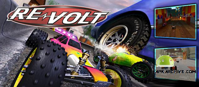 RE-VOLT Classic (Premium) - 3D (Android) für 0,10€ [Play Store]