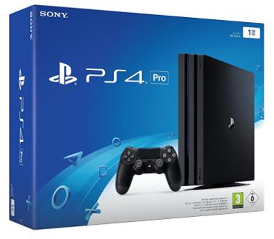 PlayStation 4 Pro 1TB für 354,70€ @ Amazon FR