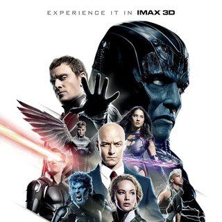 Wuaki-Day: X-Men: Apocalypse (2016) für 0,99€ in HD