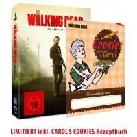 The Walking Dead - Die komplette fünfte Staffel (exklusiv bei Müller inkl. Carols Cookies Booklet) (Uncut, 6 Discs) (Blu-Ray) für 16,99€ (Lokal Müller)