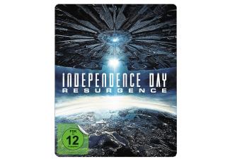 Independence Day: Wiederkehr (Steelbook-Edition) [Blu-ray] für 16€ & Independence Day: Wiederkehr (Media Markt exklusives Steelbook) [4K Ultra HD Blu-ray + Blu-ray] für 22€ versandkostenfrei (Mediamarkt)