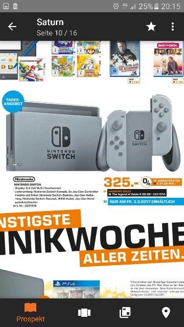 [Saturn] Nintendo Switch