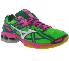 [Outlet46] Mizuno Wave Bolt 4 - Top Hallenschuh für z.B. Badminton oder Volleyball