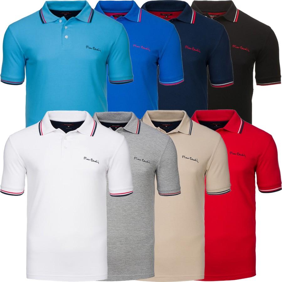 Pierre Cardin Poloshirts in verschiedenen Farben @outlet46