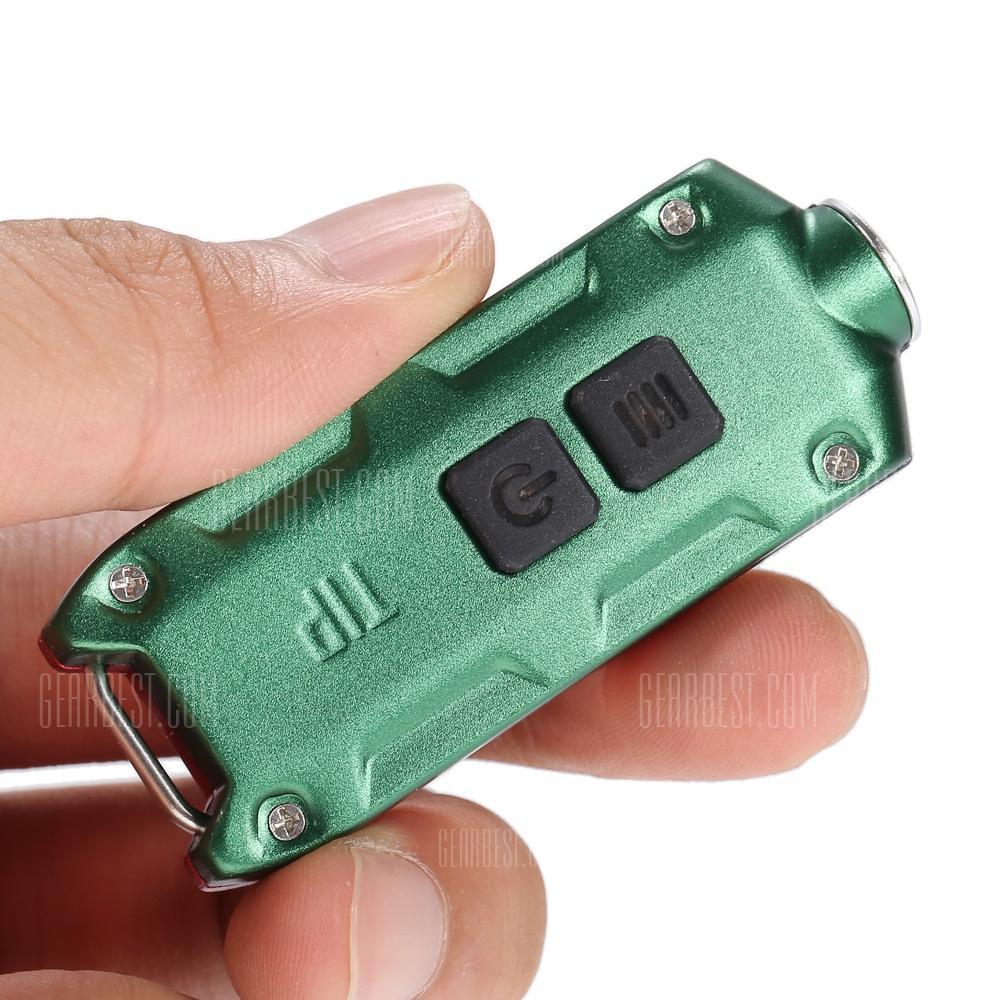 [Gearbest CN] Nitecore Tip (Winter Edition) Taschenlampe aus Aluminium für den Schlüsselbund (Cree XP-G2 S3 LED bis zu 360 Lumen)