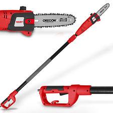 [ebay] HECHT Elektro-Hochentaster 975 W Astkettensäge Profi-Astsäge (750 Watt, Schwertlänge: 24 cm, Teleskop bis 4,5 m)  mit Oregon Schwert & Kette für 80€ statt 109€