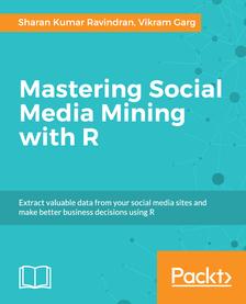 """[packtPub] Gratis E-Book """"Mastering Social Media Mining with R"""""""