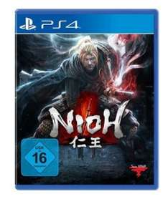 [Rakuten + Paydirekt] Nioh PS4 für 43,98€ inkl. Versand