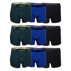 PUMA Herren Boxershort Basic Limited Black Edition [9er Pack] (untersch. Varianten und Größen) für 29,46 @Rakuten mit Paydirekt
