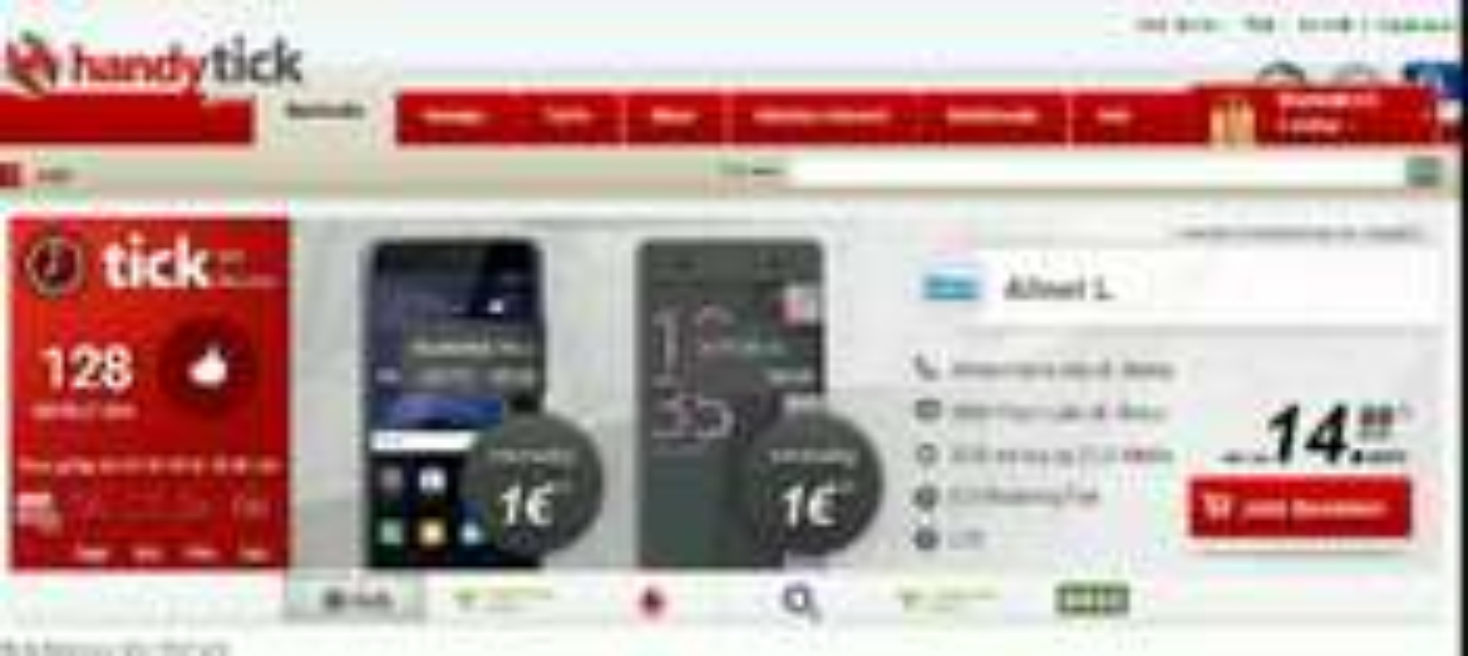 *Update 3* Blau Allnet L (FLAT Tel/SMS/ 3GB) + Smartphone Xperia XA, P8 lite u.a. (ab 1€ Zuzahlung) [handytick]