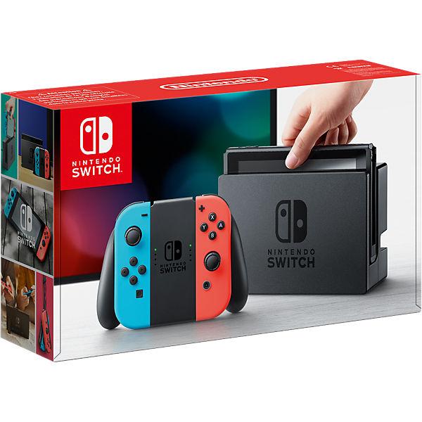 Nintendo Switch für 289,94 € inkl. Versand (MyToys)