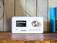 BLAUPUNKT IRD 30 WLAN-Stereo-Internetradio mit DAB+, UKW, Wecker