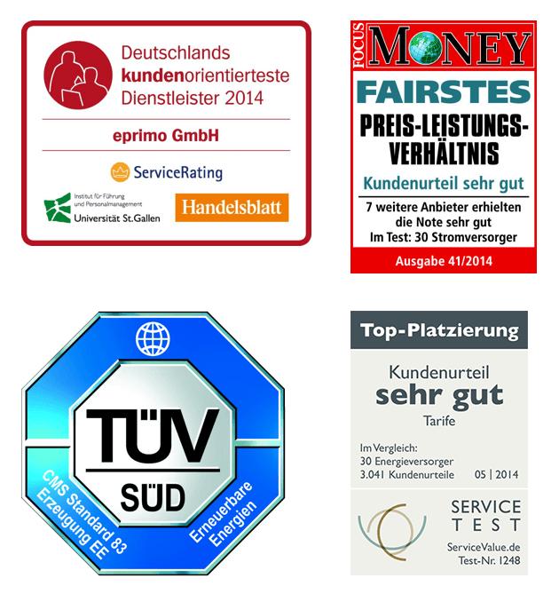 [Strom] 50 € ejoker Gutschein für monatlich kündbaren Stromvertrag bei eprimo