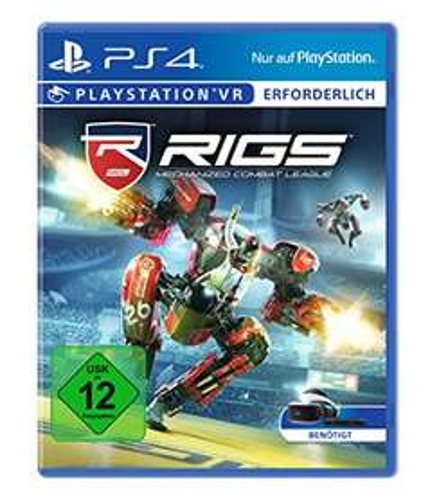 (Amazon) RIGS: Mechanized Combat League für 27,96€ bei Amazon