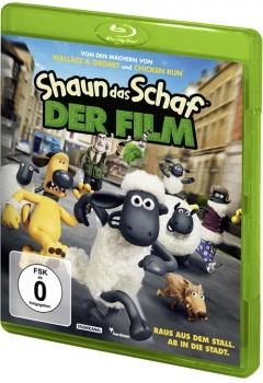 [alphamovies.de] SHAUN DAS SCHAF - DER FILM BLU-RAY 3,94 € + 2,99 € Versand ab 17,-€ Versandkostenfrei