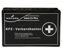 [Kaufland] KFZ - Verbandkasten für 3,99 Euro.