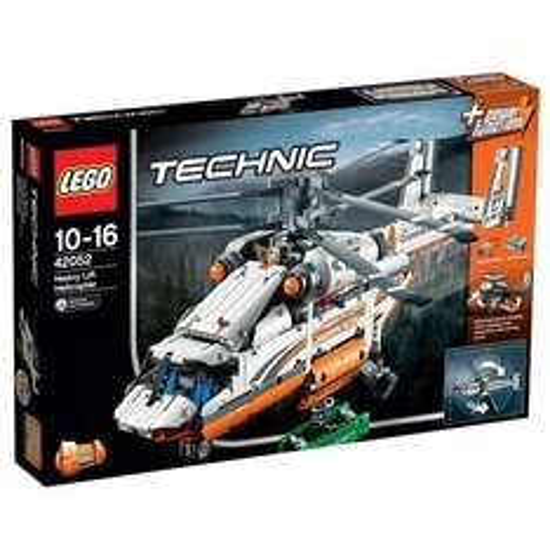Lego Technic - Schwerlasthubschrauber (42052) für 82,69€ [Amazon.co.uk]